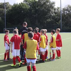 U12 Boys v Camberley & Farnborough - Sun 25 Sep 2016