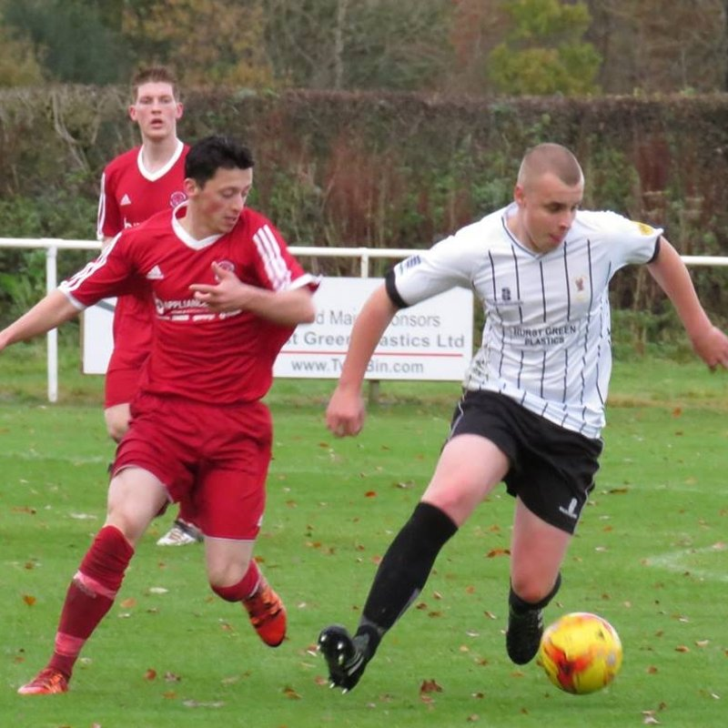 Reserves Unbeaten Run Comes to a Shuddering Halt