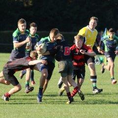 U15s claim league win over tough Alton side