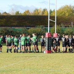 U15s remain unbeaten to take Hampshire League title