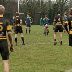 U15's winning streak of nearly two years and 36 games came to a disappointing end