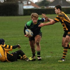 U15's return to their winning ways with an entertaining 44-0 win over Bournemouth