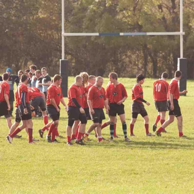 U18s at Bishop Auckland