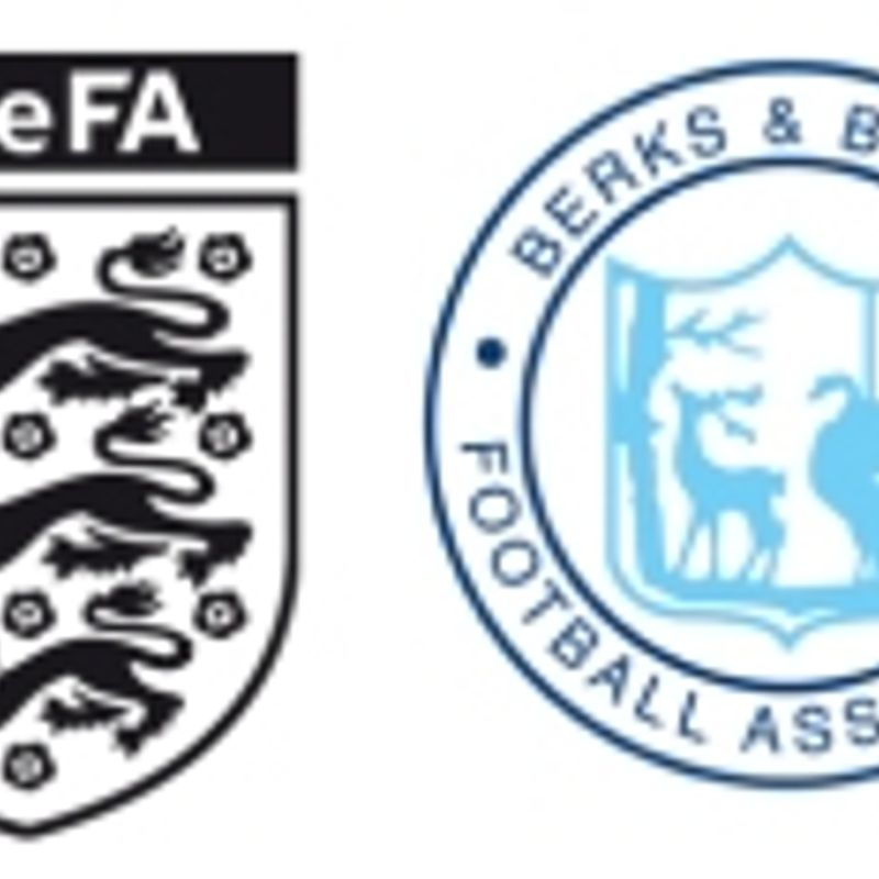 Berks and Bucks County Cup Review