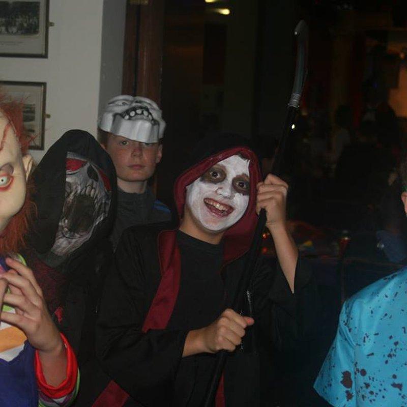 Halloween Disco is a 'Graveyard Smash'!
