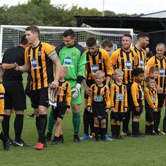 2018 08 25 Ambers 0-1 Congleton, FACP