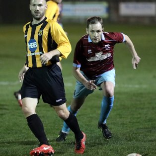 Ambers go nap in Senior Cup win