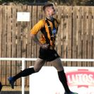 Late goal clinches points for Ambers