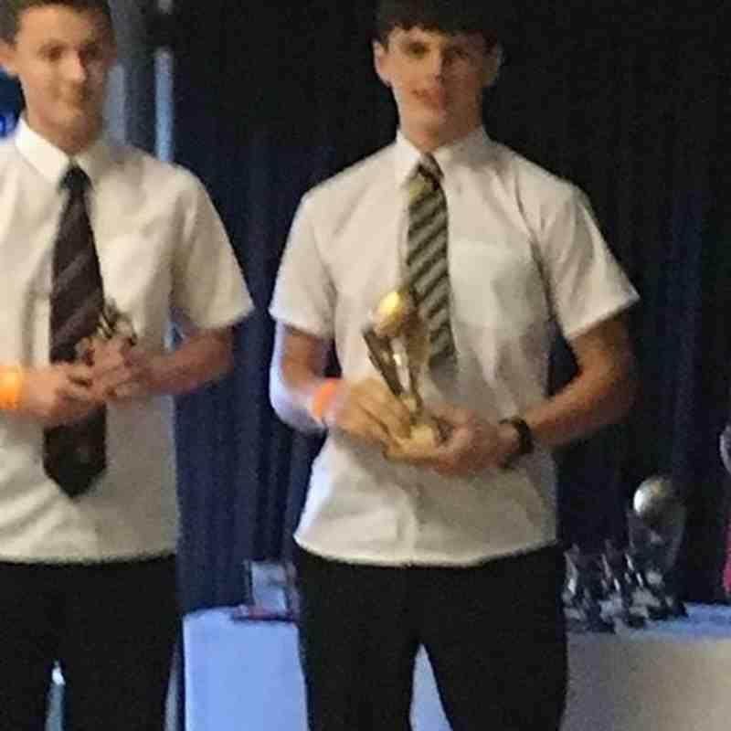 Joshua Gregory Div 1 Under 13s Winner