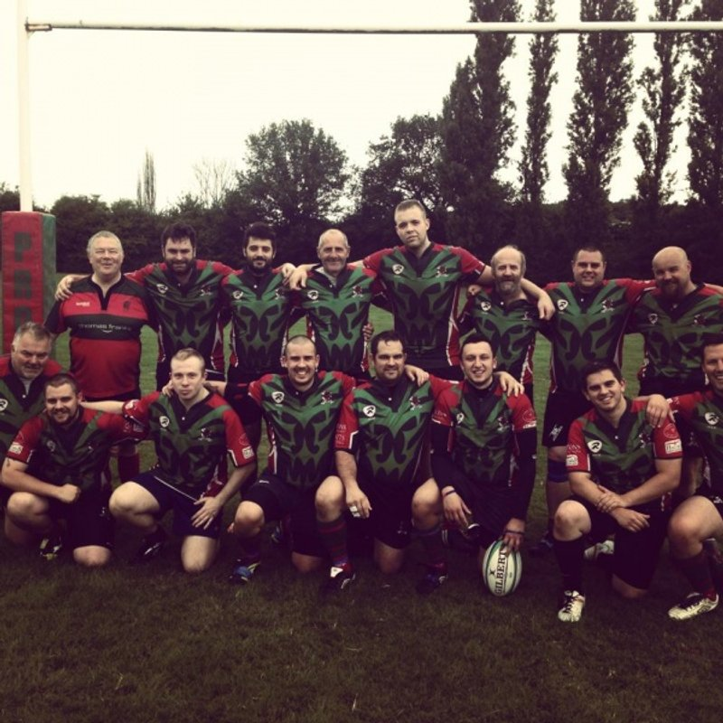 2nd XV beat Witham II 17 - 64