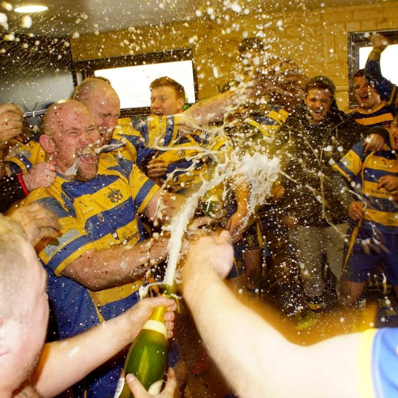 Old Richians secure promotion with 4 games spare