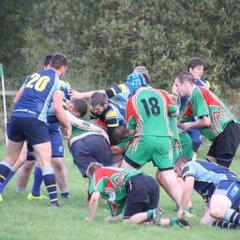 Trowbridge 2nds  18 Oct 2014