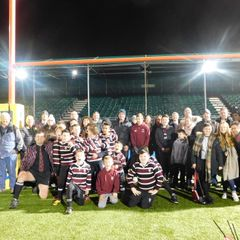 U11s at Saracens 7 January 2017