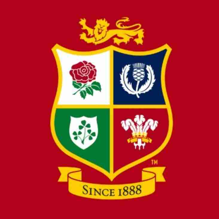 British & Irish Lions games on at Beccehamian RFC - Opening Times
