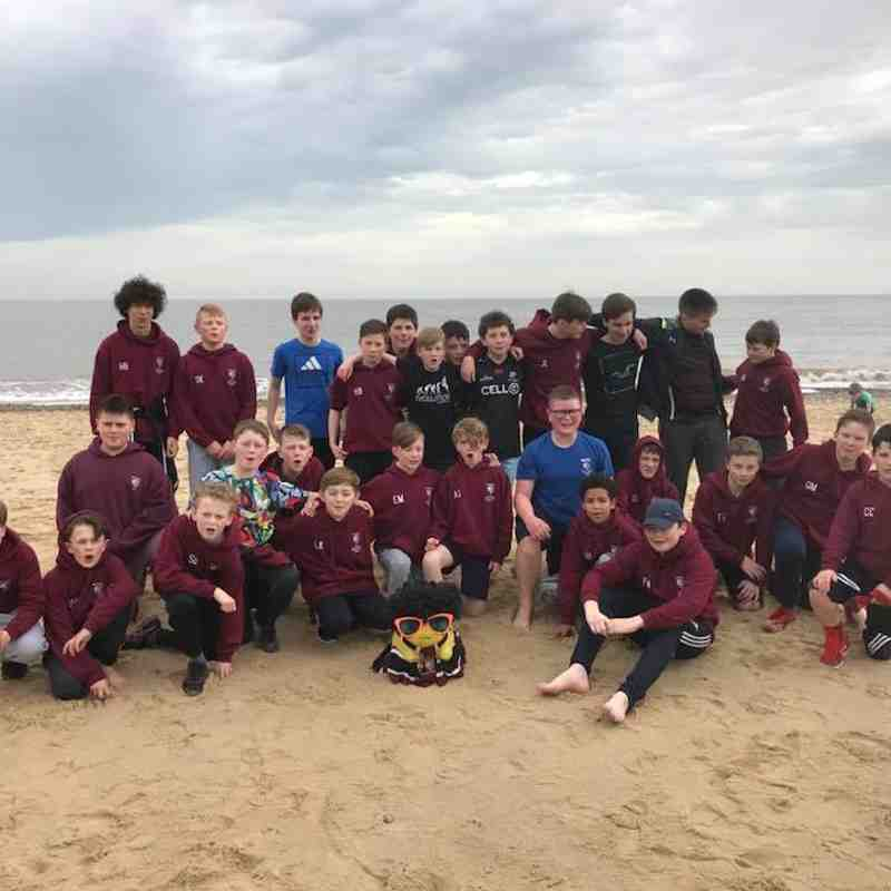 U12s & U14s Norfolk Tour