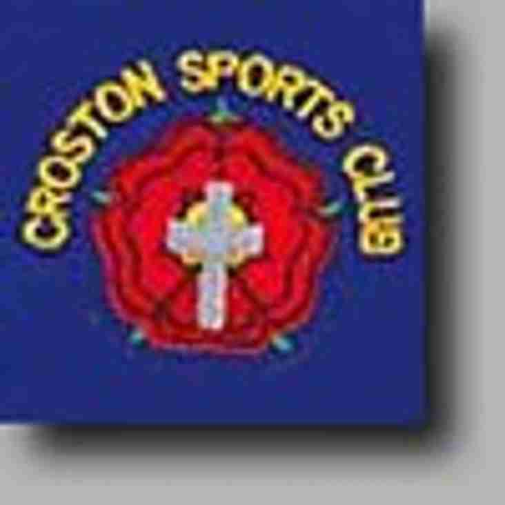 Croston Sports Club.