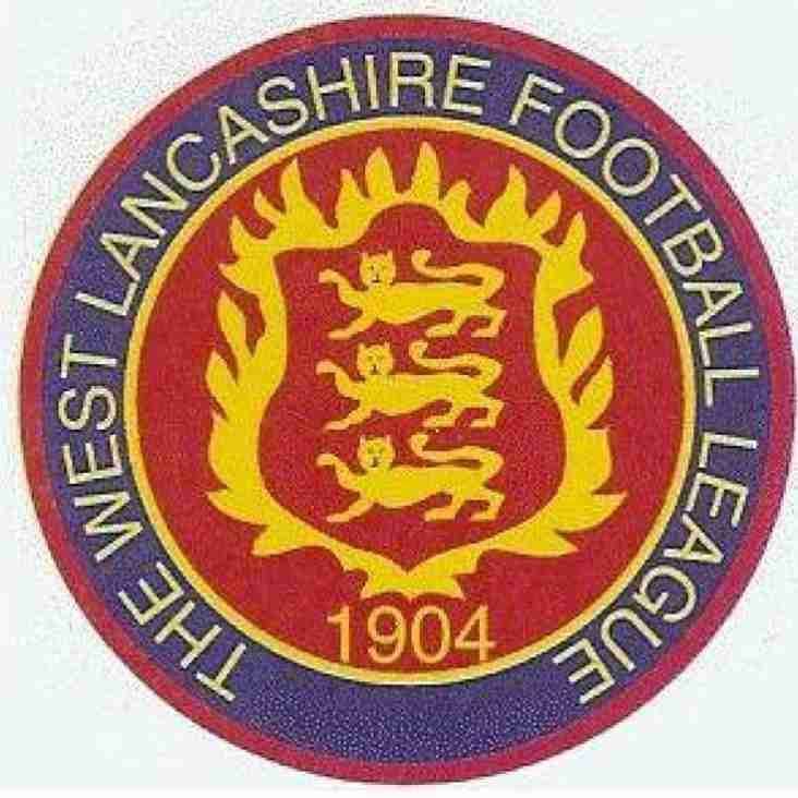 THE BAY WEST LANCASHIRE FOOTBALL LEAGUE