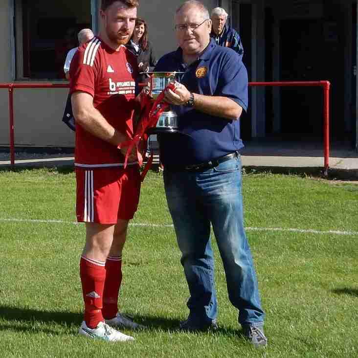 Wilf Carr Memorial Trophy
