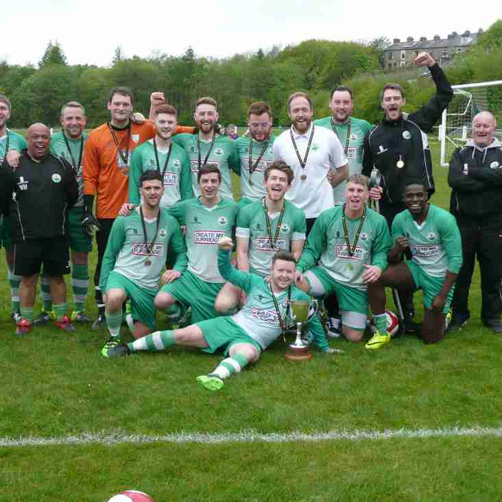 Division One Champions &  Runners Up