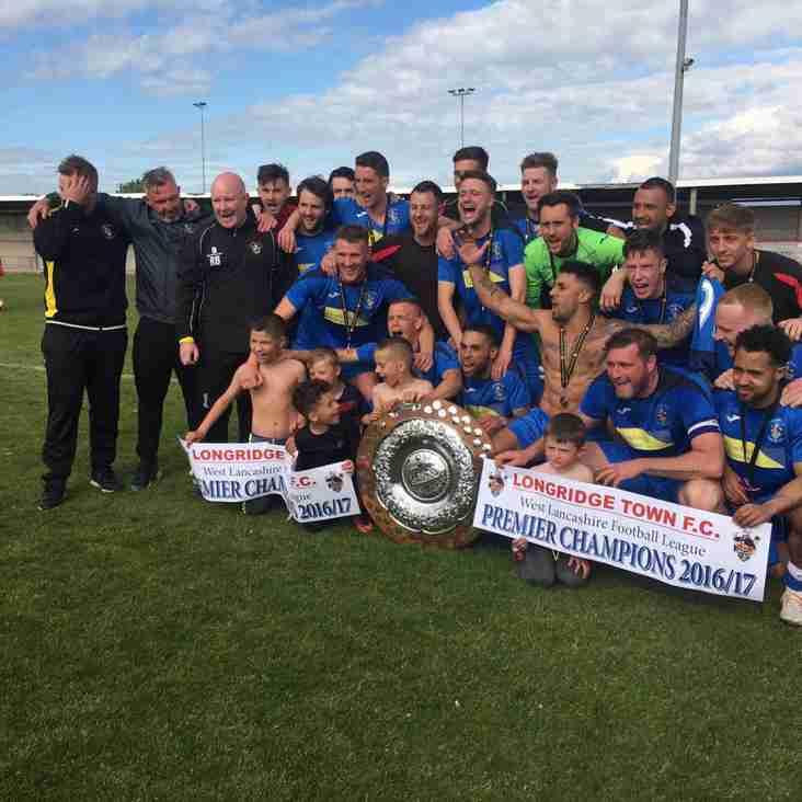 Premier Division Champions.