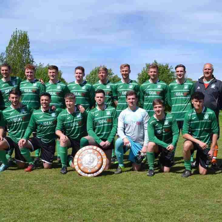 Division Three Champions