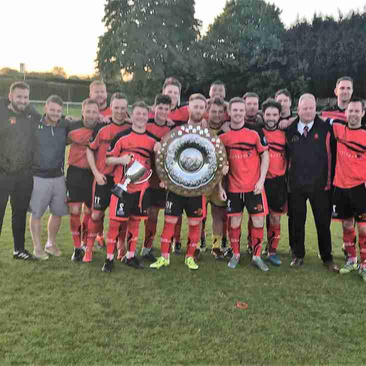 Premier Division Champions