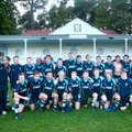 Caledonia Team lose to Dunfermline RFC 124 - 0