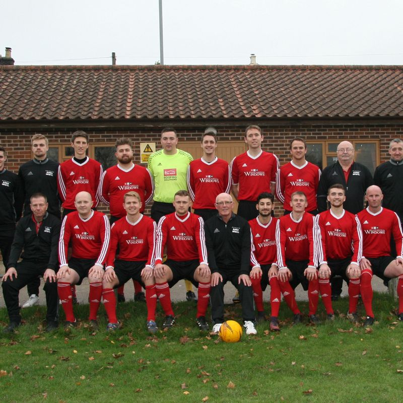 First Team lose to Acle United 2 - 0
