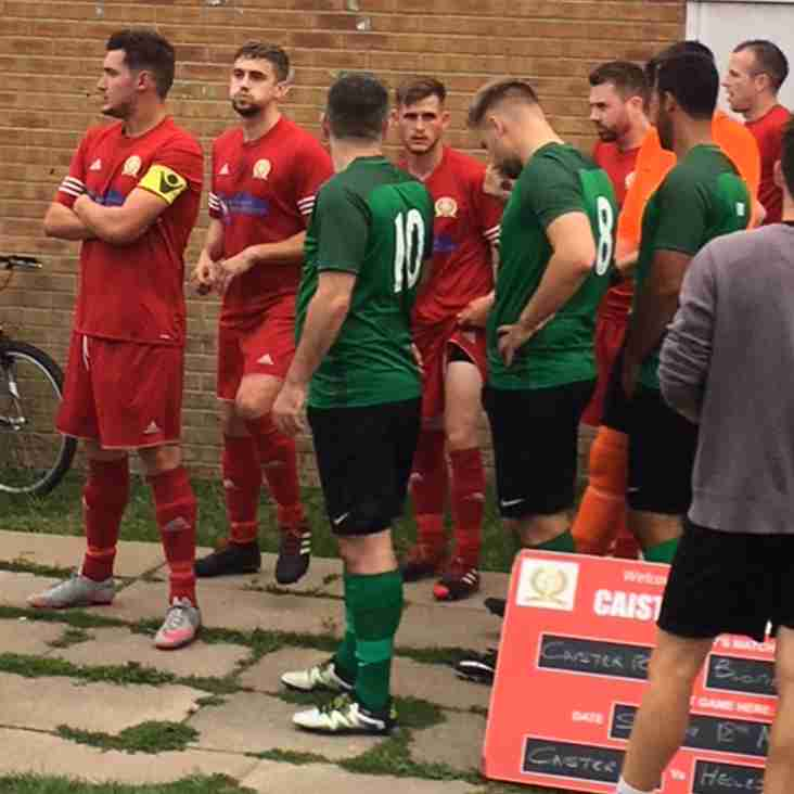 Caister FC 4 Blofield Utd 1