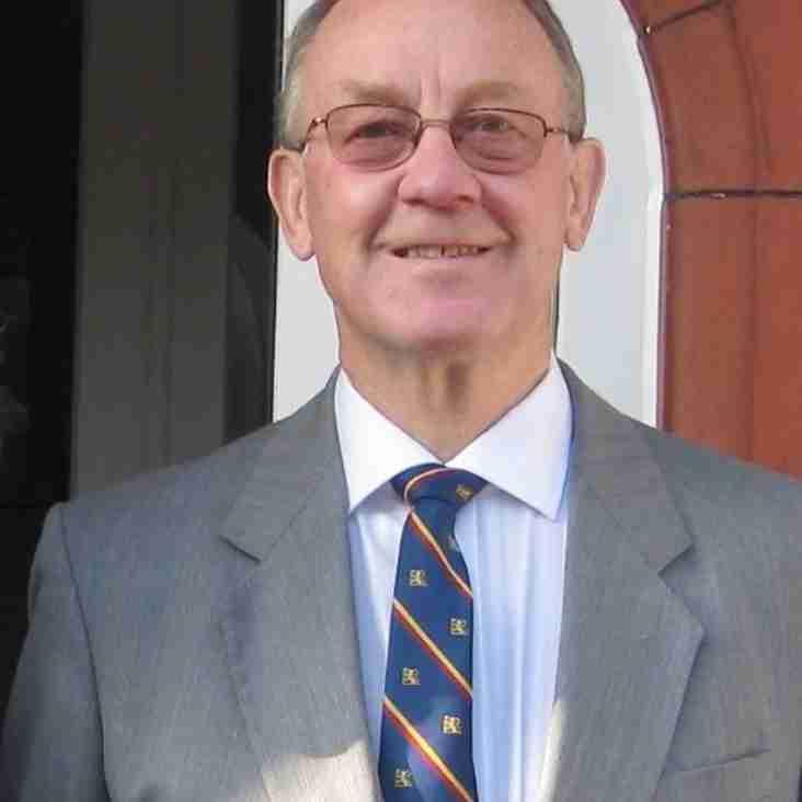 Sad News, David Ramsbottom has passed away.