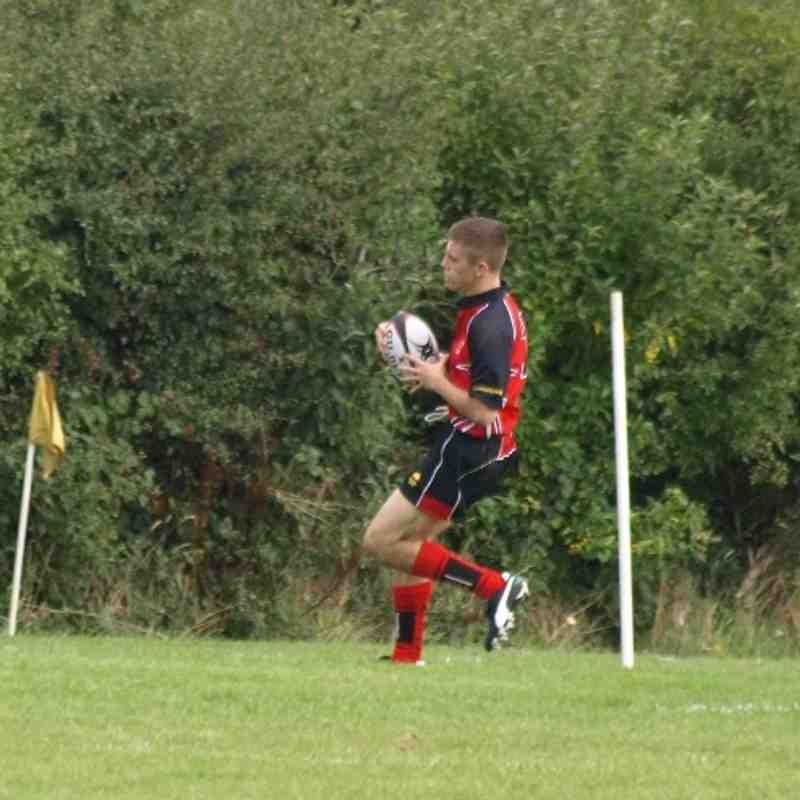 Under 16s vs Sedgley Park 22/9/13