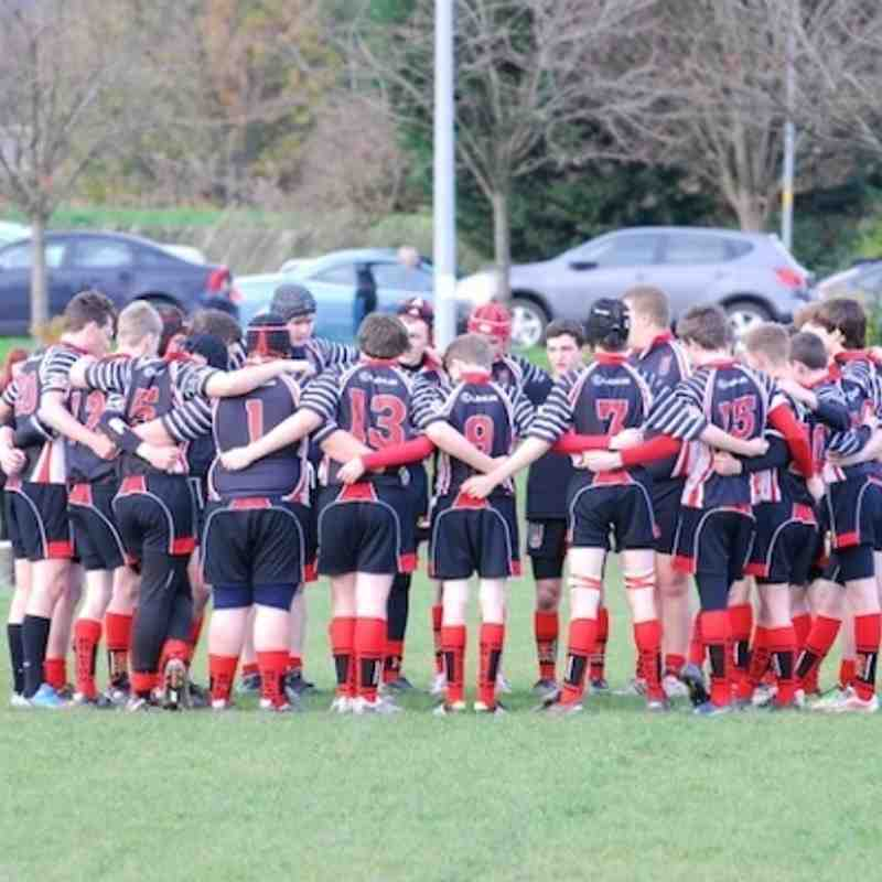 u16s vs Aldwinians Part III