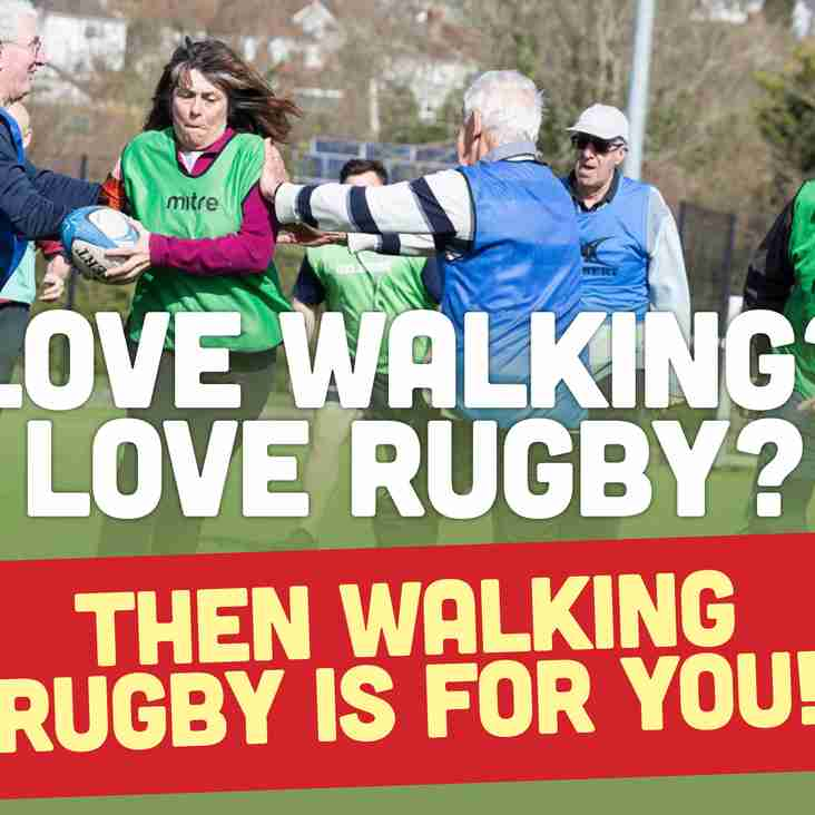 Walking Rugby comes to Bolton