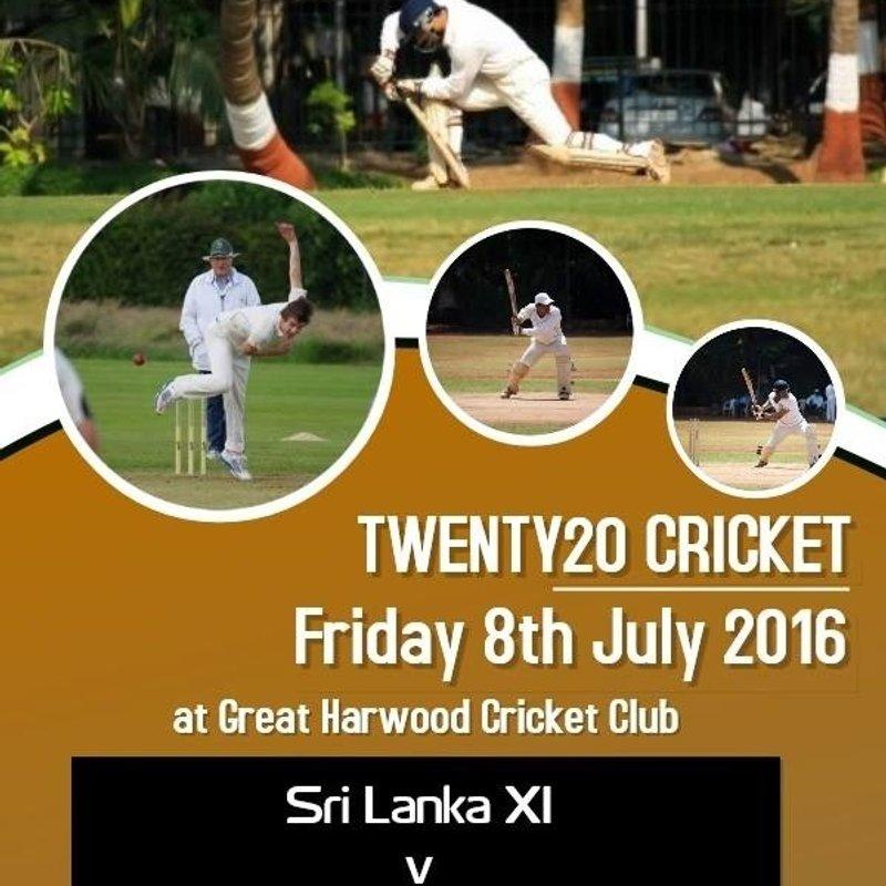 T20 Sri Lanka Select Eleven V GHCC Eleven 8 July 2016