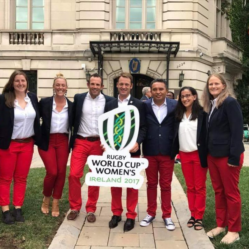 DU Rugby Medical - Amie Kern Update from Women's World Cup