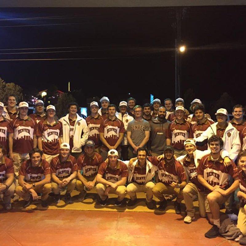 DU Rugby Men's Practice