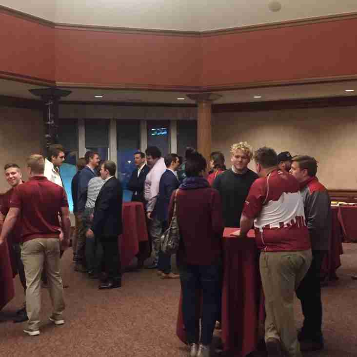 DU Rugby Career Networking Night a Success