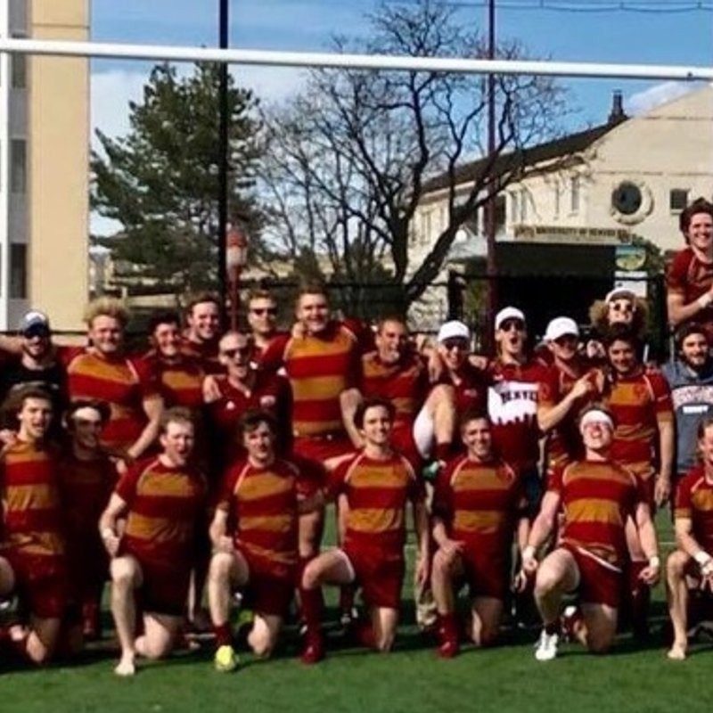 DU Rugby wins Cowboy Cup Championship with 50-31 victory over Regis University