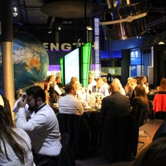 40th Anniversary Dinner Space Centre 2016