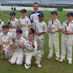 Under 11s Peter Myers Cup Winners