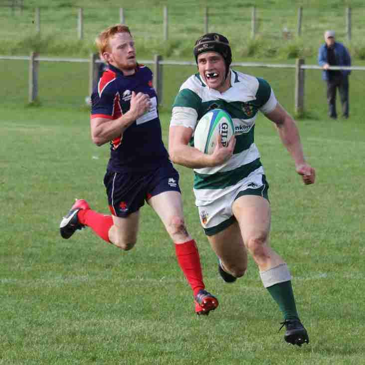 Carlisle 1s v Penrith 1s rescheduled 12th March KO 2.15