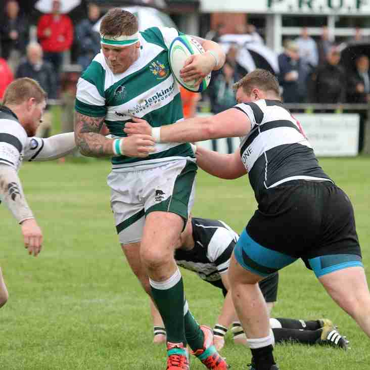 Saturday 24/09/2016 PENRITH v Durham City - Lunches & Music