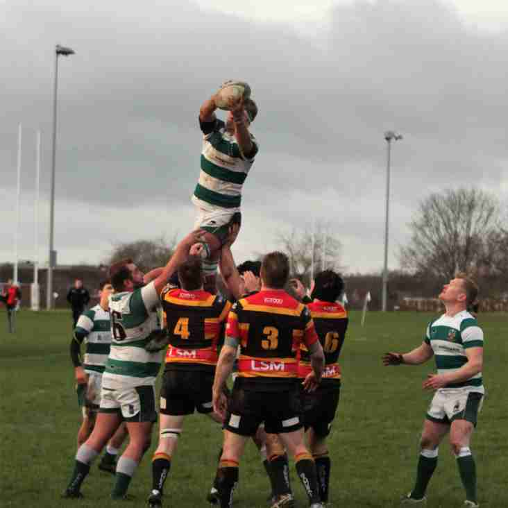 County Cup Quarter Final now to be played @ Carlisle RUFC - 21/02/18