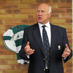 15.9.18 - Rugby 365 - Official Opening of Artificial Pitch by John Spencer