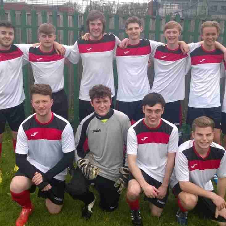Farewell from the U18's