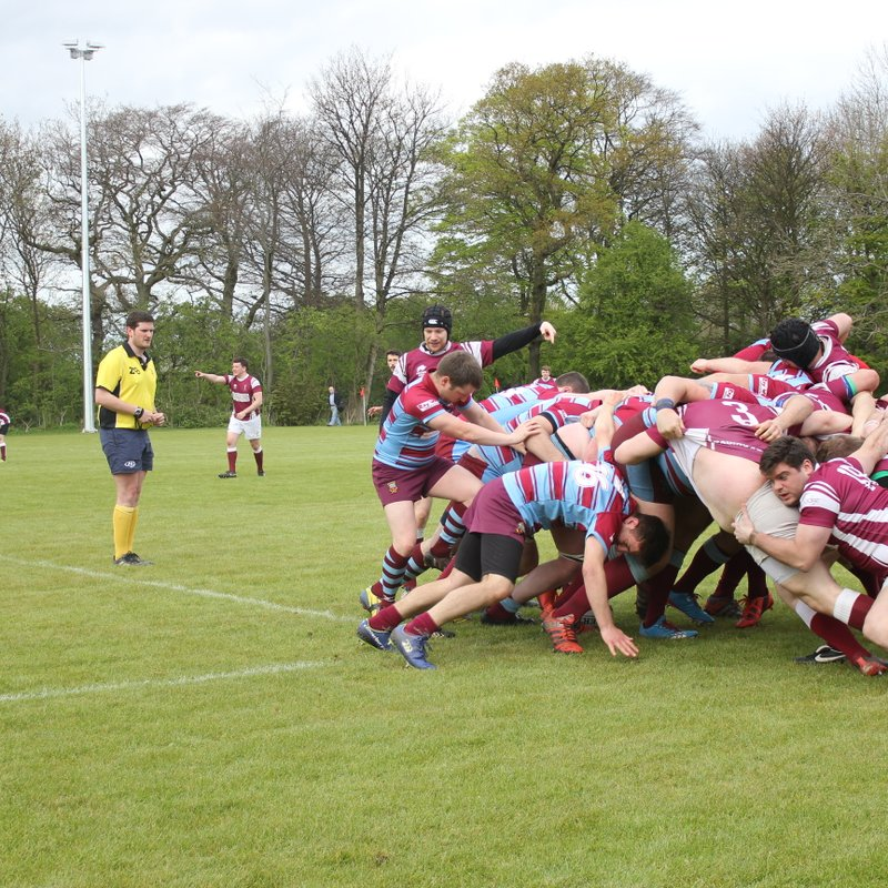 Medicals finish season with win running in 6 tries