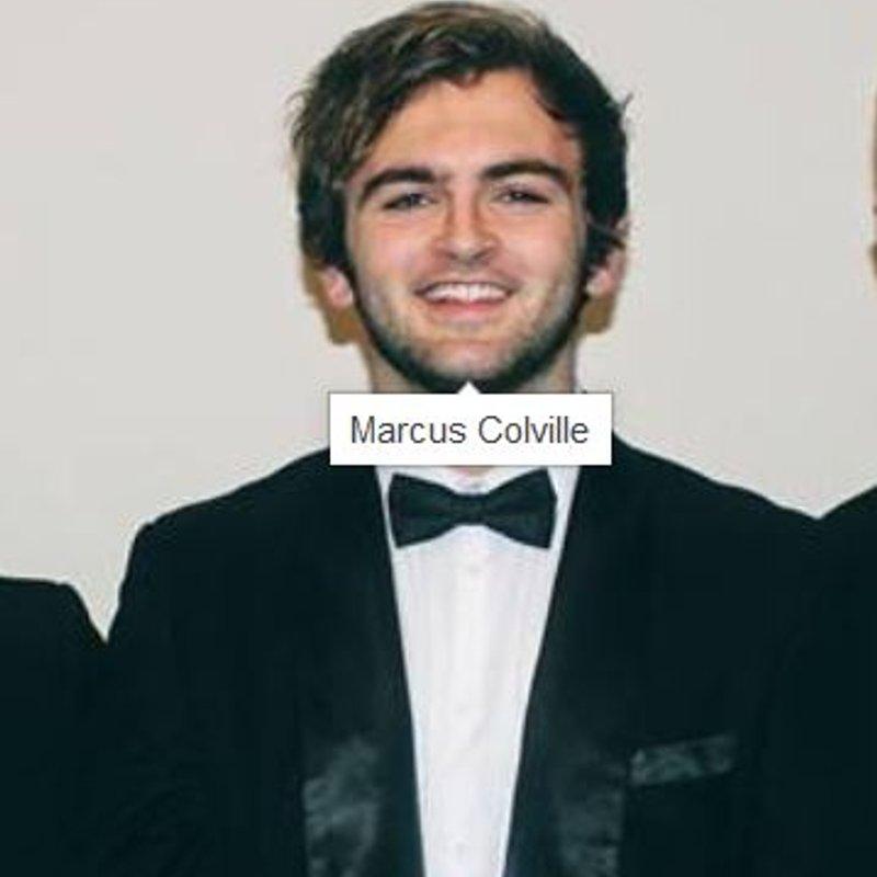 Marcus Colville Memorial match