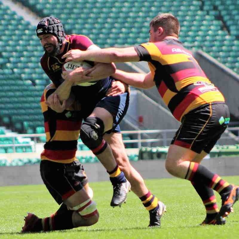 Senior Vase - Twickenham 2018 - Match Photos