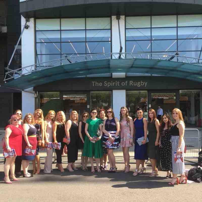 Senior Vase - Twickenham 2018 - Celebrations