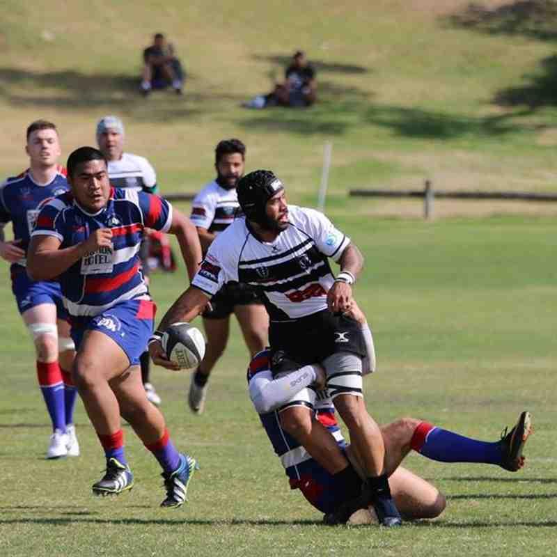 1sts v Footscray 28-03-2015